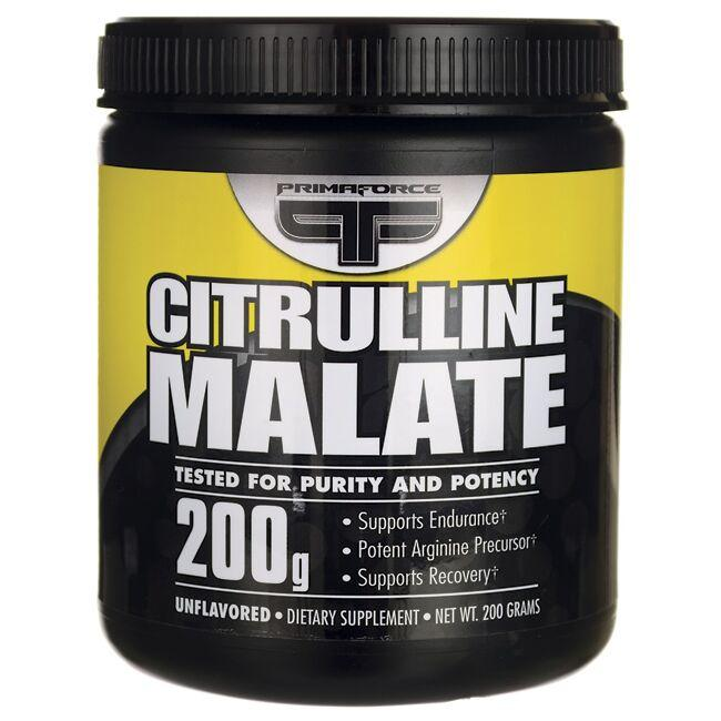 PrimaFORCE Citrulline Malate - Unflavored