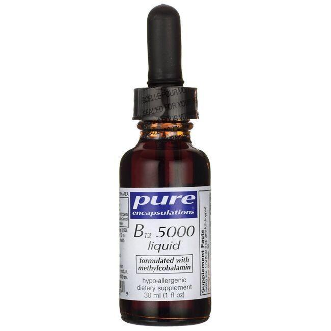Pure EncapsulationsB12 5000 Liquid