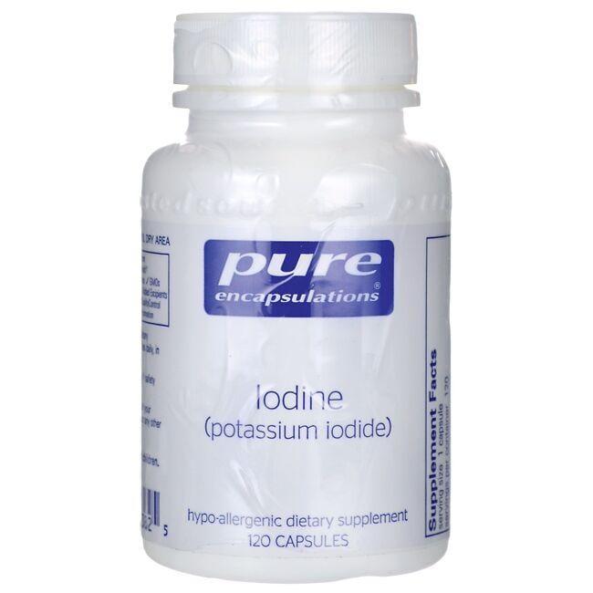 Pure EncapsulationsIodine (potassium iodide)