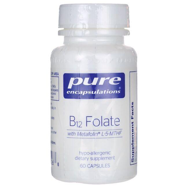 Pure EncapsulationsB12 Folate