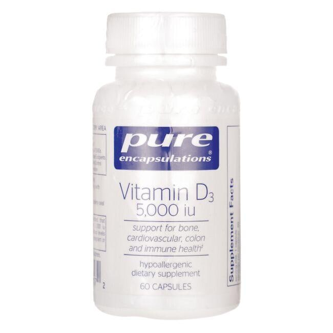 Pure Encapsulations Vitamin D3