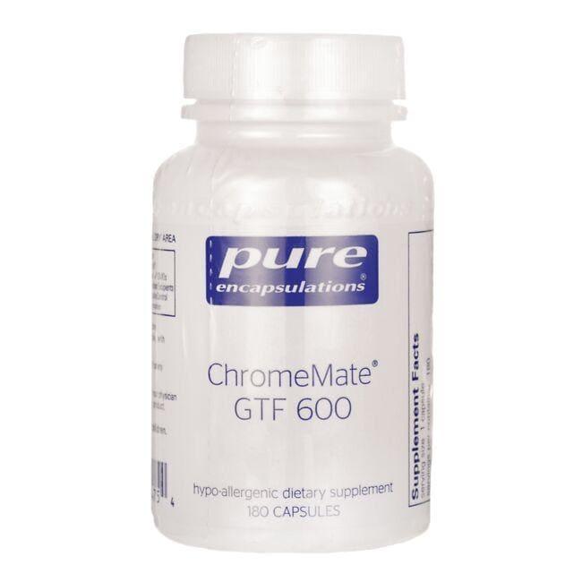 Pure EncapsulationsChromeMate GTF 600