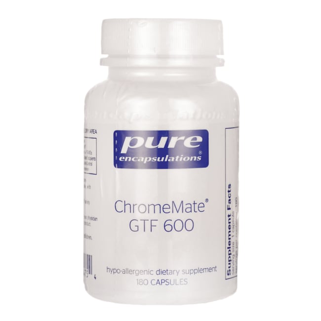 Pure EncapsulationsChromeMate GTF 600