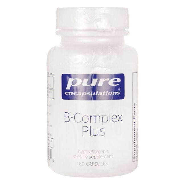 Pure EncapsulationsB-Complex Plus
