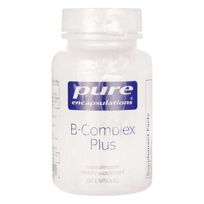 Pure EncapsulationsB-Complex Plus