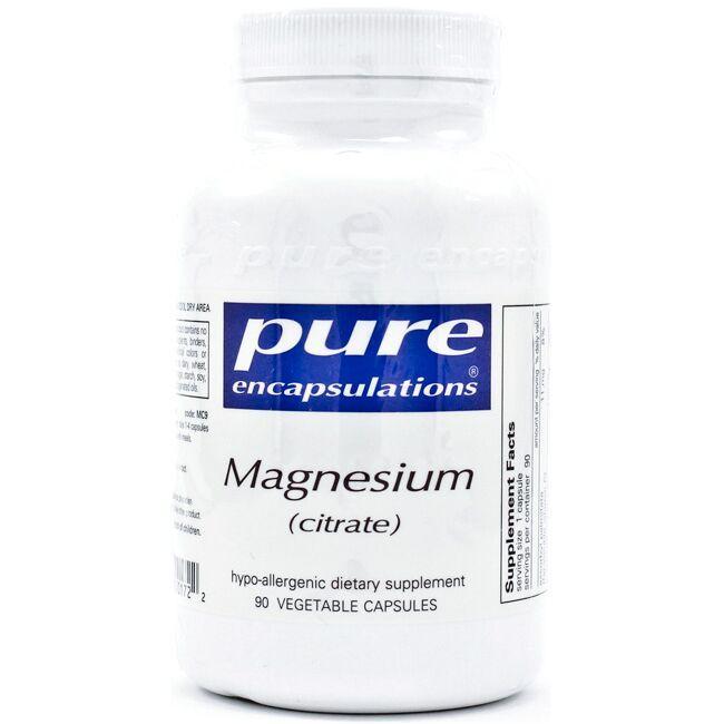 Pure EncapsulationsMagnesium (citrate)