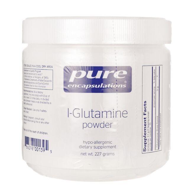 Pure EncapsulationsL-Glutamine Powder