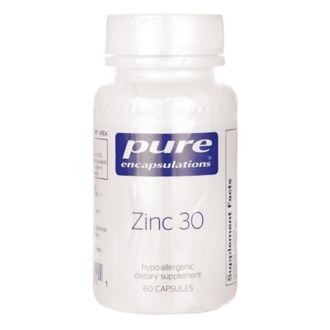 Pure EncapsulationsZinc 30