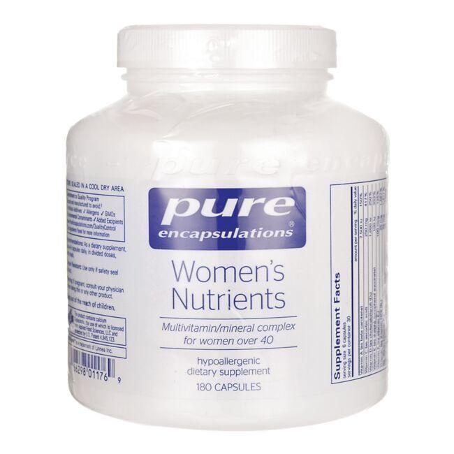 Pure EncapsulationsWomen's Nutrients