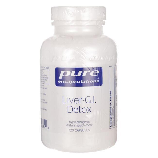 Pure Encapsulations Liver-G.I. Detox