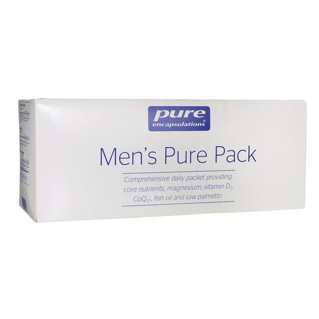 Pure EncapsulationsMen's Pure Pack