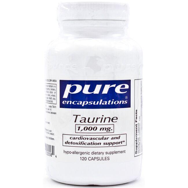 Pure EncapsulationsTaurine