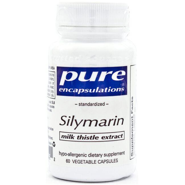 Pure EncapsulationsSilymarin - Milk Thistle Extract