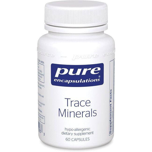Pure Encapsulations Trace Minerals