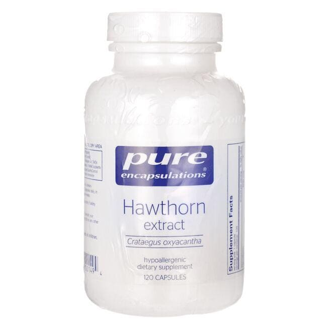 Pure EncapsulationsHawthorn Extract
