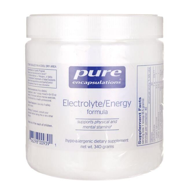 Pure EncapsulationsElectrolyte/Energy Formula