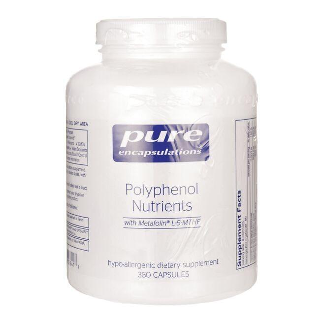 Pure EncapsulationsPolyphenol Nutrients