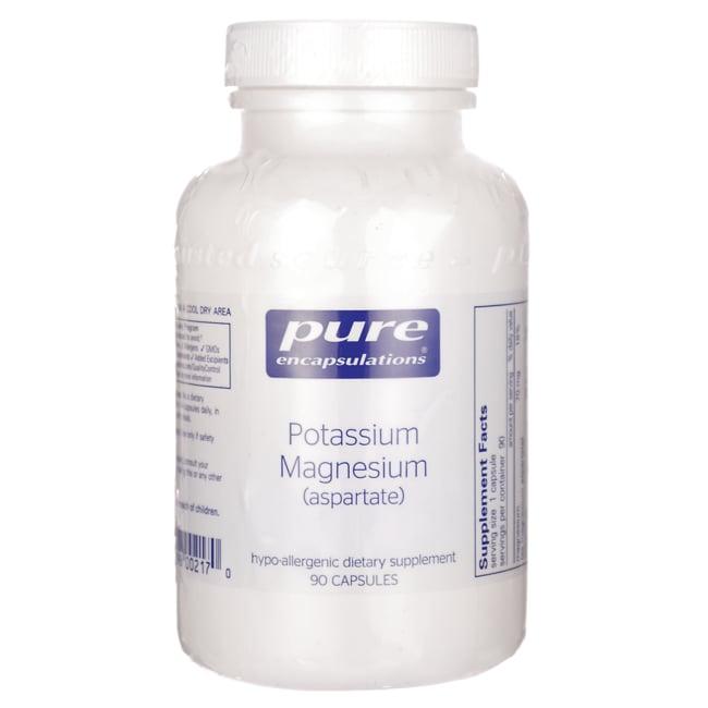 Pure EncapsulationsPotassium Magnesium (aspartate)