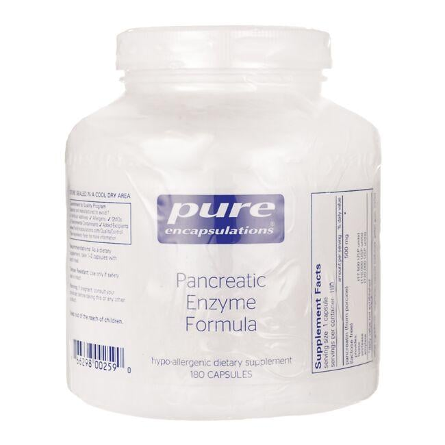 Pure Encapsulations Pancreatic Enzyme Formula