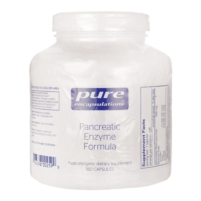 Pure EncapsulationsPancreatic Enzyme Formula