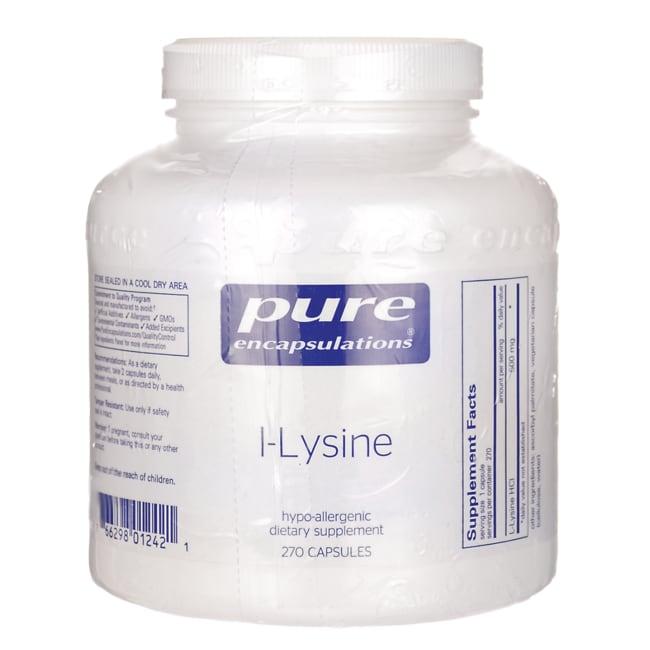 Pure EncapsulationsL-Lysine