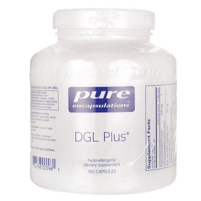 Pure EncapsulationsDGL Plus