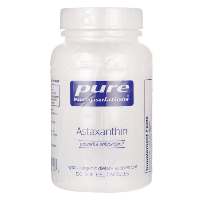 Pure EncapsulationsAstaxanthin