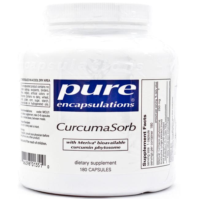Pure EncapsulationsCurcumaSorb