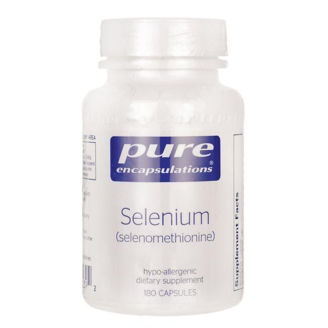 Pure EncapsulationsSelenium (selenomethionine)