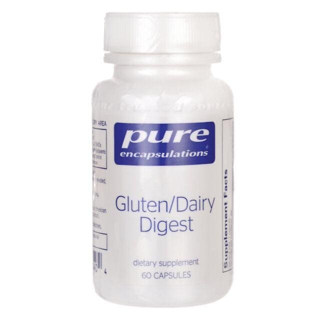 Pure EncapsulationsGluten/Dairy Digest