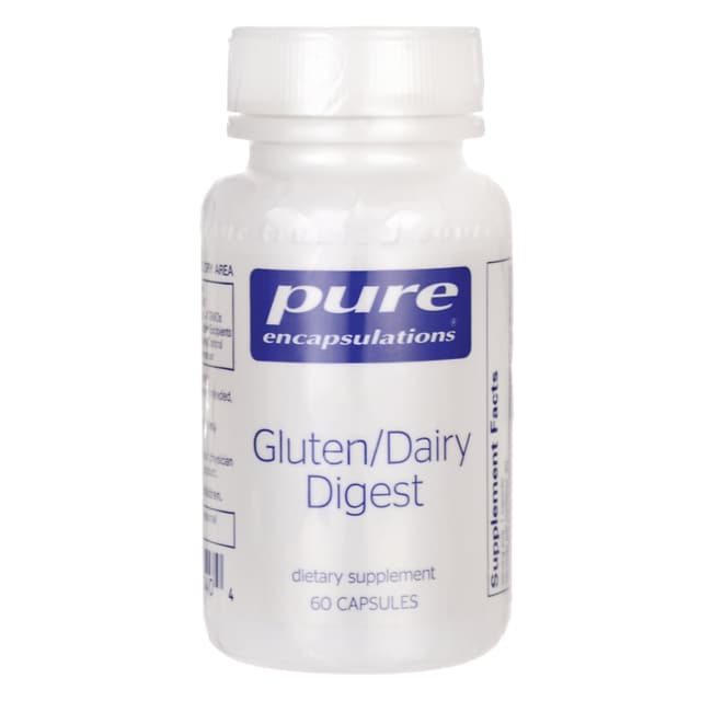 Pure EncapsulationsGluten/Dairy Digest