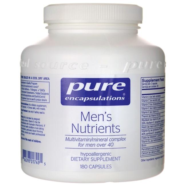 Pure EncapsulationsMen's Nutrients