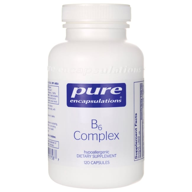 Pure EncapsulationsB6 Complex