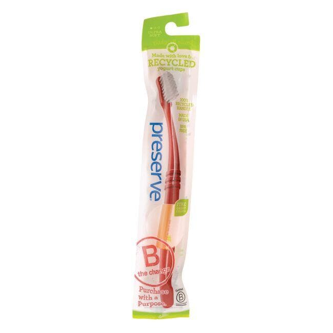 PreserveUltra Soft Toothbrush