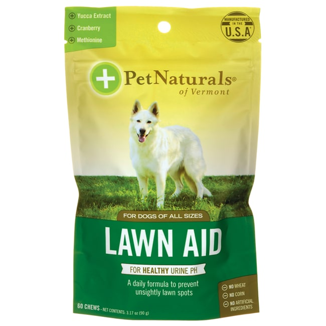 Lawn Aid for Dogs