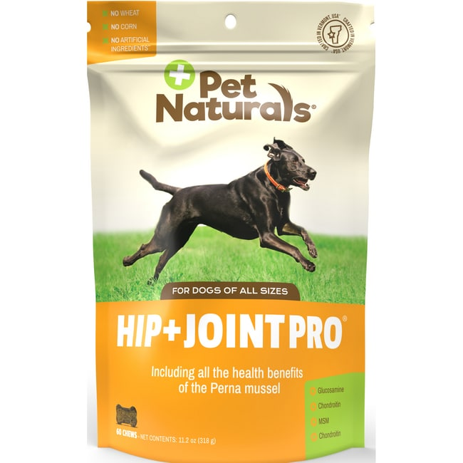 Pet NaturalsHip + Joint Max for Dogs