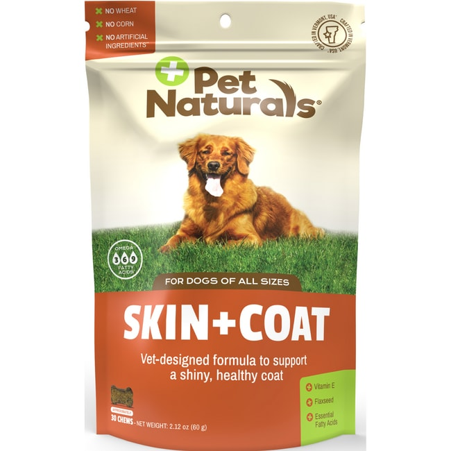 Pet NaturalsSkin + Coat for Dogs