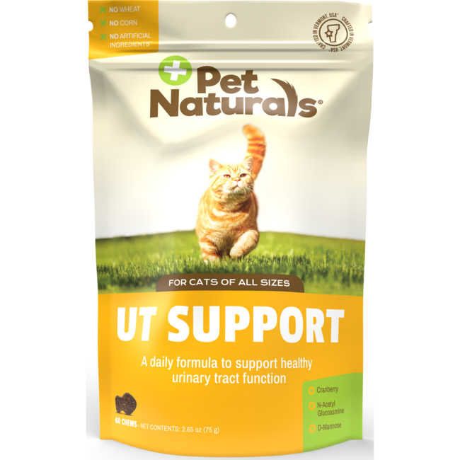 Pet NaturalsUT Support for Cats