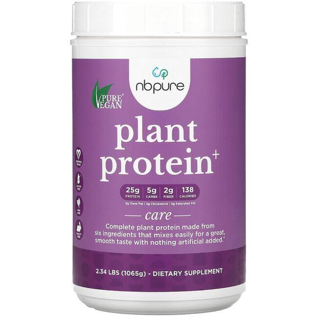 Pure VeganPlant Protein+ - Vanilla