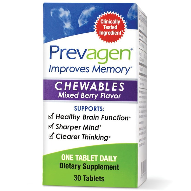 PrevagenPrevagen Chewables - Mixed Berry