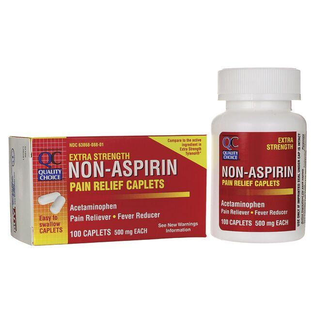 Quality ChoiceNon-Aspirin - Extra Strength