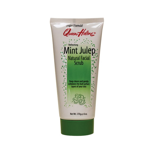 Queen Helene Mint Julep Facial Scrub