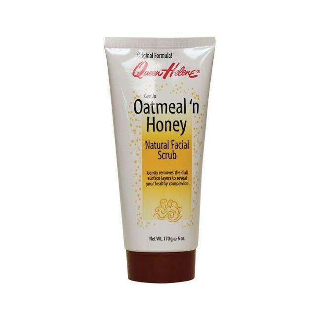 Queen HeleneOatmeal Honey Facial Scrub