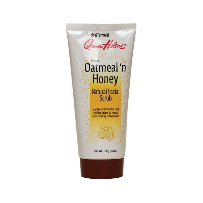 Queen Helene Oatmeal Honey Facial Scrub