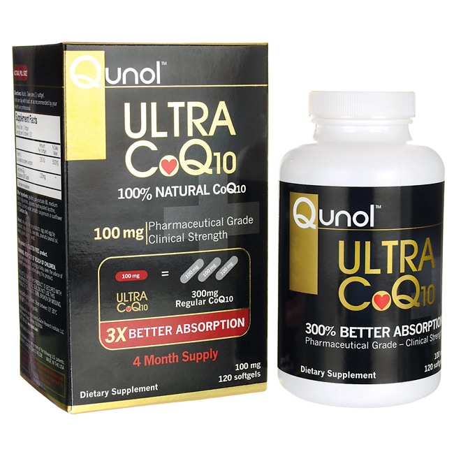 QunolUltra CoQ10