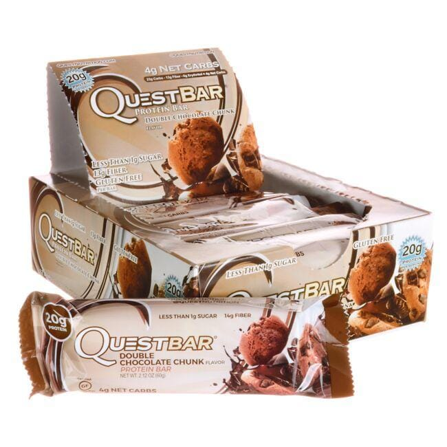 Quest NutritionQuestBar Protein Bar - Double Chocolate Chunk