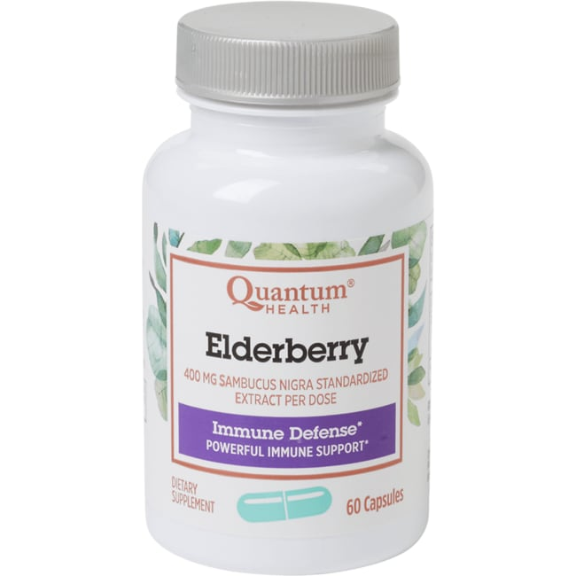QuantumElderberry Immune Defense Extract