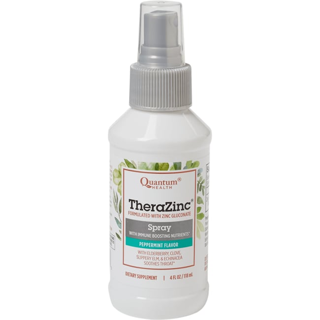 QuantumThera Zinc Spray