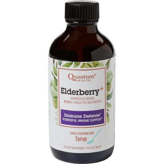 Quantum HealthElderberry+ Syrup