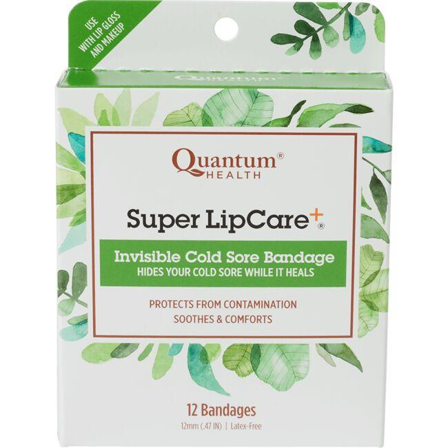 Quantum HealthSuper Lip Care + Invisible Cold Sore Bandage